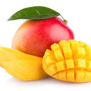 ciasteczka tropikalne mango